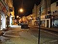 Newport High Street at night 3.JPG