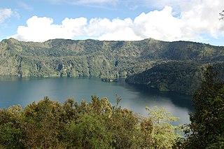 Lake Ngozi lake in Tanzania