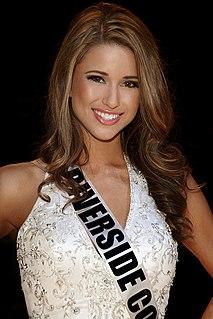 Nia Sanchez American beauty pageant contestant