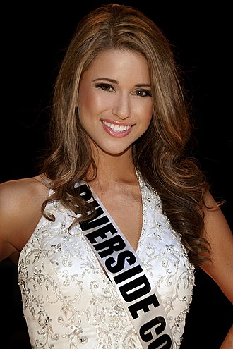 Miss USA - Image: Nia Sanchez 2010