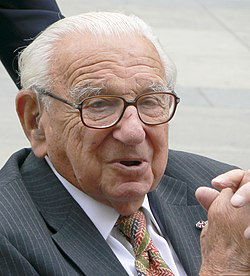 Nicholas Winton in Prague (cropped).jpg