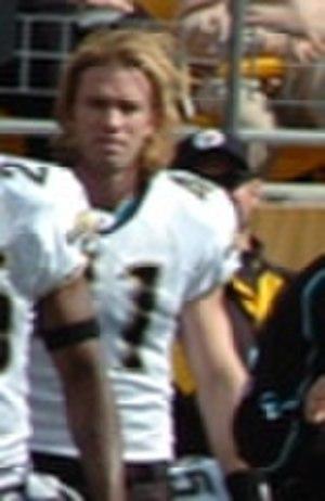 Nick Sorensen - Sorensen in 2005 with the Jacksonville Jaguars