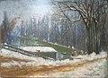 Nicolae Gropeanu - Iarna in Cismigiu.jpg