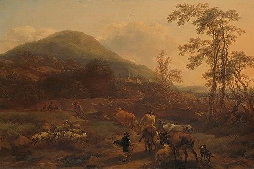 Nicolaes Pietersz. Berchem 019
