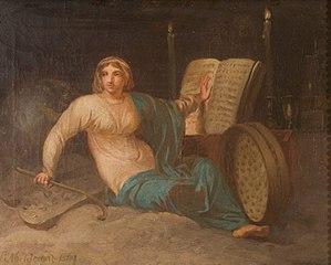 Protestantismen, allegori