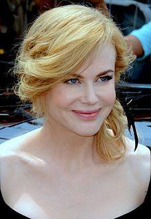 Nicole Kidman depuis l'âge de 20 ans