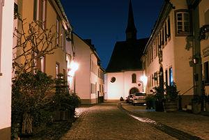 Walluf - Niederwalluf's center