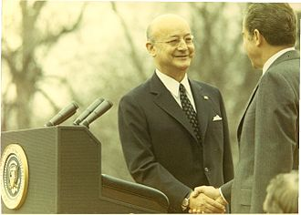 Nihat Erim - Nihat Erim on a visit in Washington D.C.