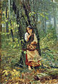 Nikolai Kornilievich Bodarevsky - Deep in the Forest.JPG