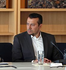 Nikos Pappas in Stavros Niarchos Foundation Cultural Center.jpg