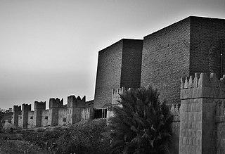 Nineveh Ancient Assyrian city, capital of the Neo-Assyrian Empire