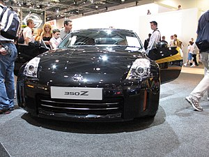 Nissan 350Z at British International Motor Show 2006.jpg