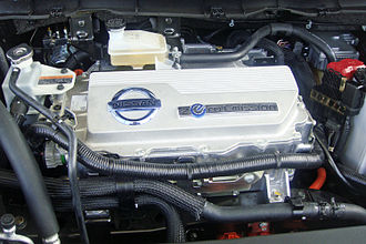 Nissan Leaf - Leaf electronic control unit