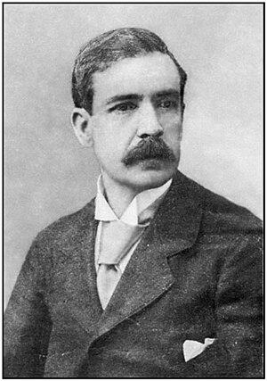 William Niven - William Niven, mineralogist, circa 1895