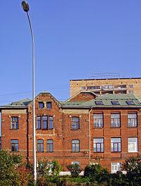 Nizhny Novgorod. Near heritage Lomonosov Gymnasy.jpg