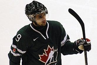 Nazem Kadri - Kadri at the 2010 World Junior Ice Hockey Championships