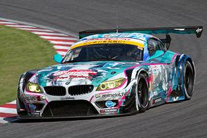 Nobuteru Taniguchi - 2014 Super GT Suzuka Race