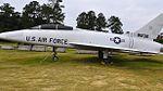 North American F-100F Lead Sled (8597166996).jpg