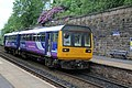 Northern Rail Class 142, 142047, Greenfield railway station (geograph 4005244).jpg