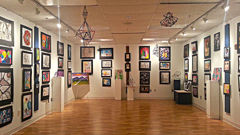File:Northwestern High School Student Art Gallery.jpg