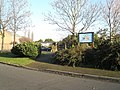 Noticeboard outside Langstone Community Church - geograph.org.uk - 1071604.jpg