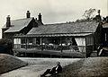 Nottingham; a verandah for open air treatment of the sick. Wellcome V0030963.jpg