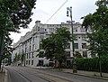 Nové Město, Svobodova 1, hotel Park Inn.jpg