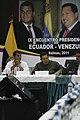 Noveno encuentro presidencial Ecuador - Venezuela (5809139515).jpg