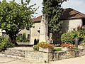 Nucourt (95), monument aux morts, rue de Boutrolle 1.jpg