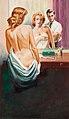 Nude In The Mirror by Harry Barton 1953.jpg