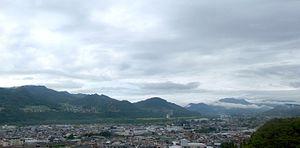 Numata, Gunma - View of Numata, 2014