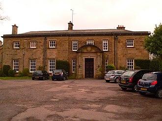 Nunthorpe - Nunthorpe Hall in the old village.