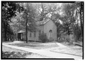 OLD CHAPEL (S.W.) - Spring Hill College, Sodality Chapel, Old Shell Road, Spring Hill, Mobile County, AL HABS ALA,49-SPRIHI,3-E-1.tif