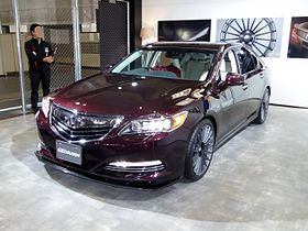 Honda Legend - Wikipedia, the free encyclopedia