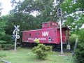 Oaklawn Garden Germantown TN caboose 2.jpg