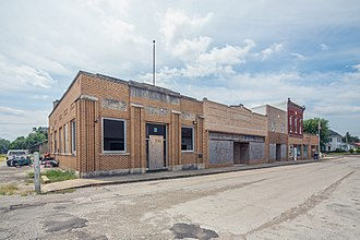 Oaktown, Indiana - Image: Oaktown, Indiana