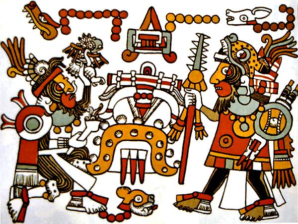 Oaxaca ocho venado