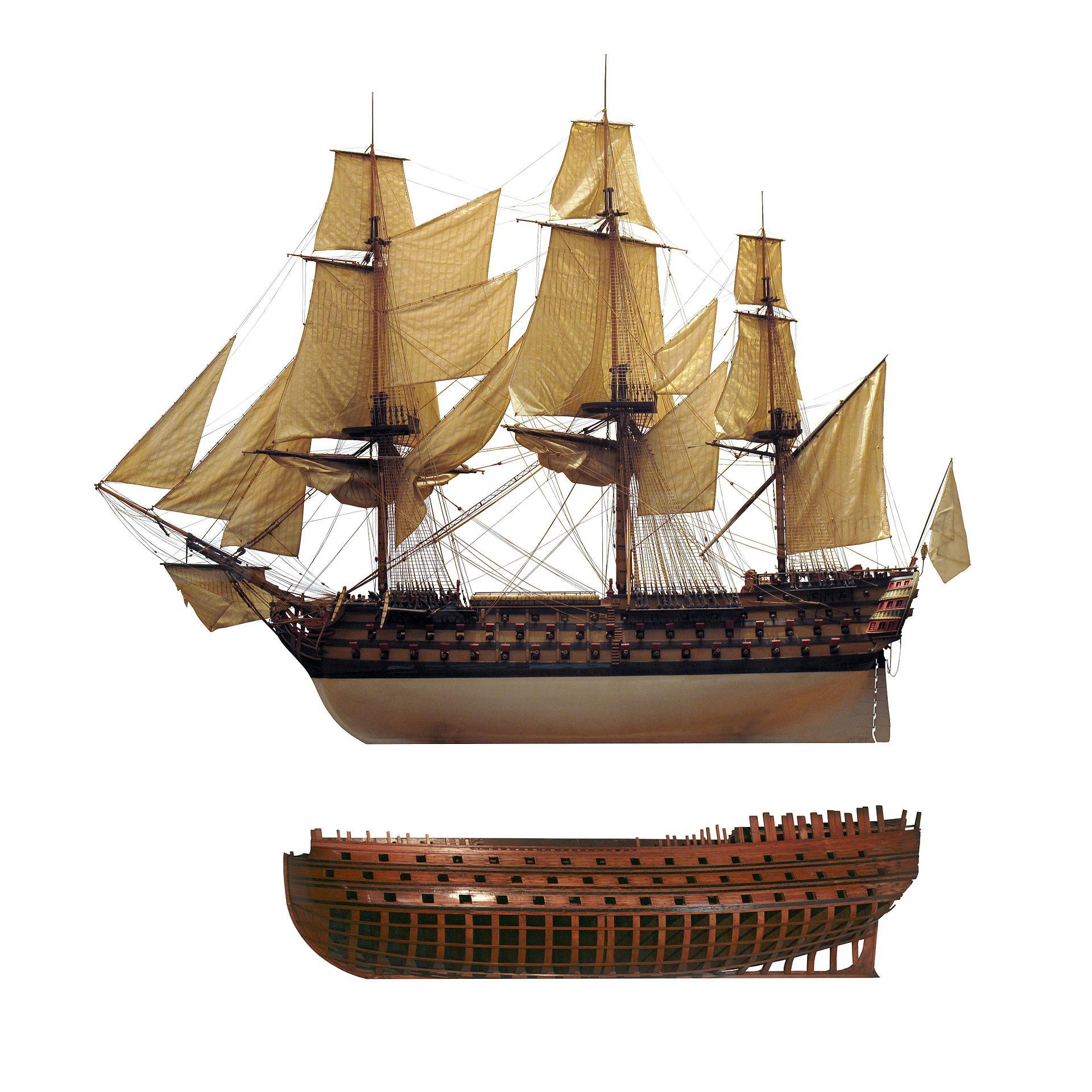 Océan-class ship of the line - Wikipedia