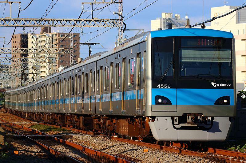 File:Odakyu4000 HonAtsugi-AikoIshida.jpg
