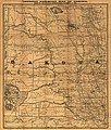 Official railroad map of Dakota issued by the railroad commissioners, November 1st, 1886. LOC 98688534.jpg