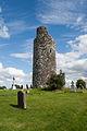 Old Kilcullen Round Tower SW 2013 09 05.jpg