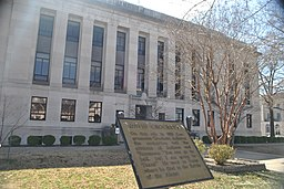 Madison County Courthouse i Jackson.