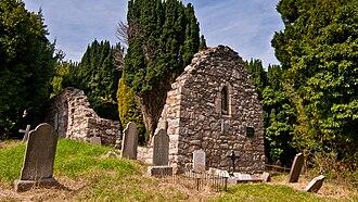 Carrickgollogan - Rathmichael old church