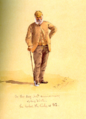 Old Tom Morris - watercolor by Thomas Hodge (1885).PNG