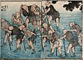 Old blind men crossing a river Wellcome V0046625.jpg
