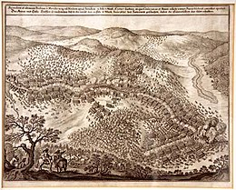 Old copper engraving of the Battle of Jankov.jpg