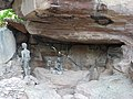 Old remains at Bhimbetka.jpg