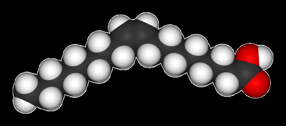 Oleic-acid-3D-vdW