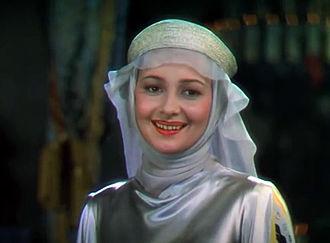 Maid Marian - Olivia de Havilland as Maid Marian