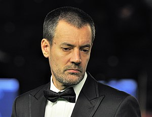 Olivier Marteel at Snooker German Masters (Martin Rulsch) 2014-01-29 02.jpg